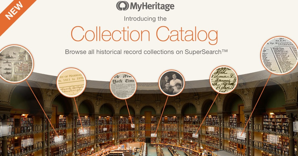the genes blog myheritage adds new collection catalogue. Black Bedroom Furniture Sets. Home Design Ideas