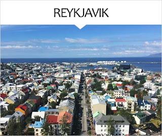 My Travel Background : City Guide Reykjavik