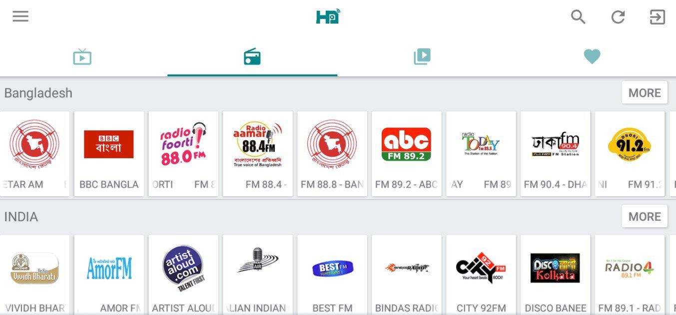 HD Streamz : Stream live TV, Radio v3 1 4 (Mod) APK