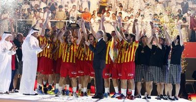 Barcelona gana la Super Globe 2012: VIDEOS | Mundo Handball