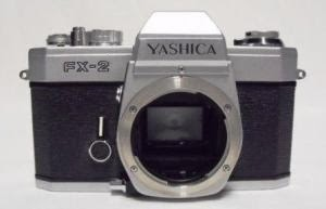 Yashica FX-2 body only