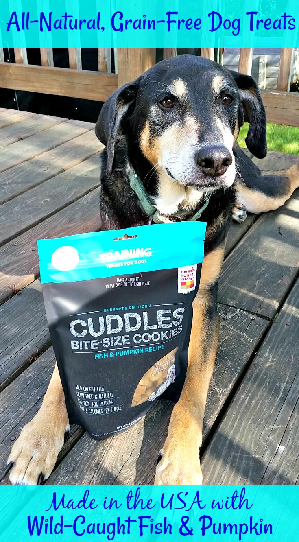 Lapdog Creations: Who Knew Cuddles Were Tasty? #TryTHK