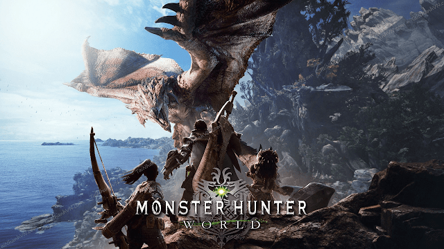 Tải Game MONSTER HUNTER WORLD (MONSTER HUNTER WORLD Free Download)