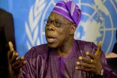 Obasanjo hails FG, Lagos on Ebola virus containment