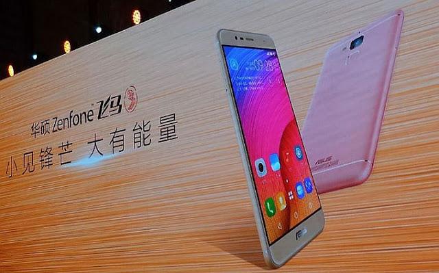 Asus rilis Zenfone Pegasus 3, ponsel 2,6 jutaan dengan sensor sidik jari