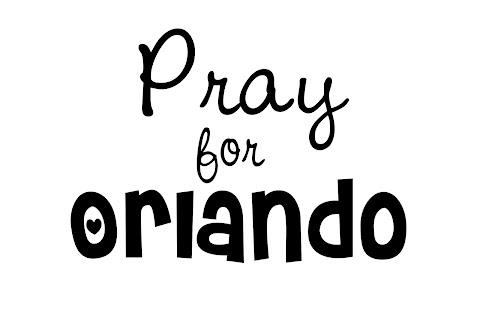 Oremos por Orlando!