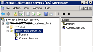 ImmortalCoder: Setting up SMTP on IIS 7 to send mail from