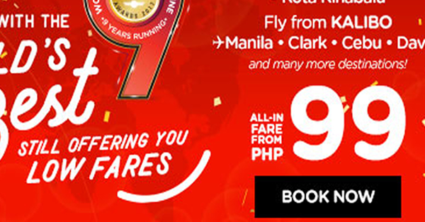 Air Asia Piso Sale 2018
