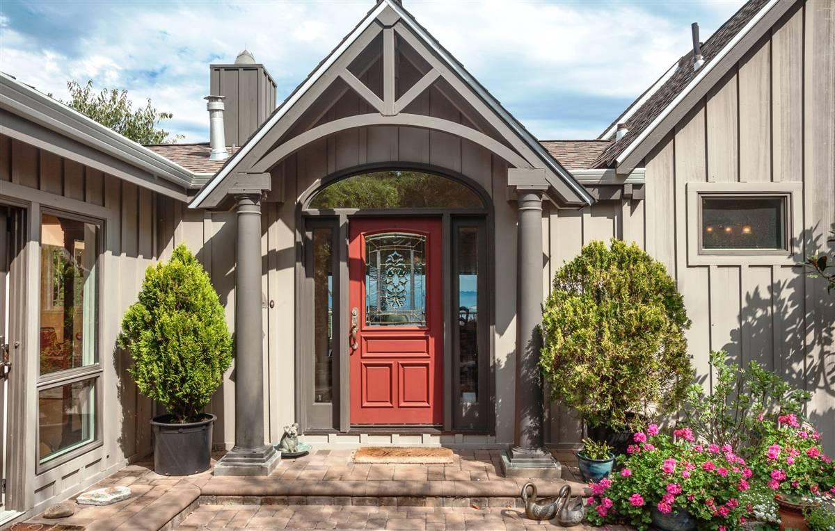 Fotos de fachadas de casas bonitas vote por sus fachadas de casas favoritas foto de fachada de - Casas de una planta rusticas ...