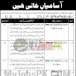 Pak Army GHQ Civilian Jobs Sept 2017 | MyJobsPK