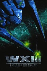 Watch WXIII: Patlabor The Movie 3 Online Free in HD