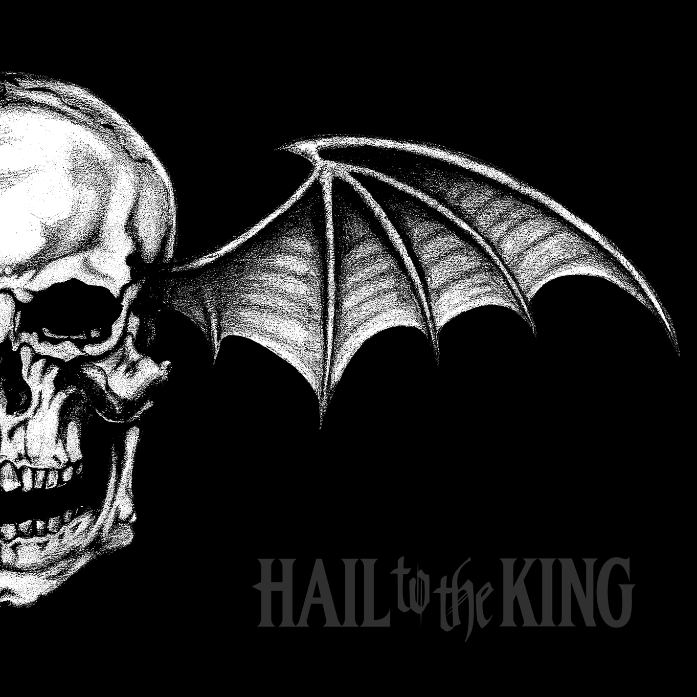 Hail to the king album download monument of endless damnation avenged sevenfold hail to the king 2013 album artwork voltagebd Gallery