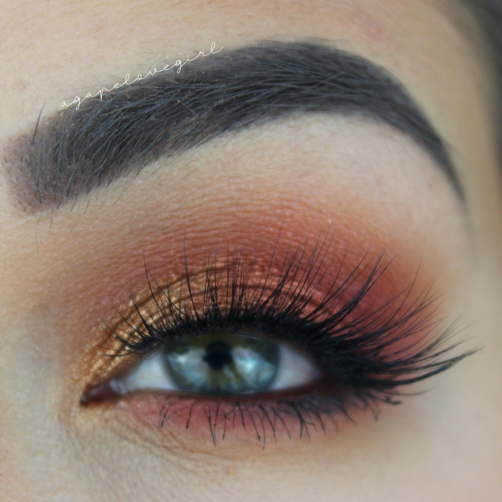 Milani cosmetics bold obsessions palette fire ombre makeup products used milani cosmetics eyeshadow primer milani bold obsessions palette milani setting spray pur cosmetics lashes in the style bombshell pixi beauty baditri Image collections