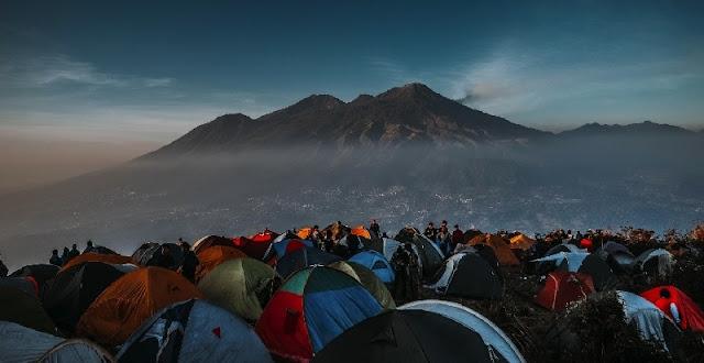 estimasi biaya pendakian ke gunung penanggungan