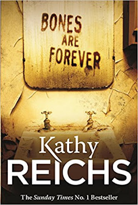 Bones are Forever by Kathy Reichs (Book cover)
