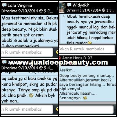 testimoni deep beauty hpai
