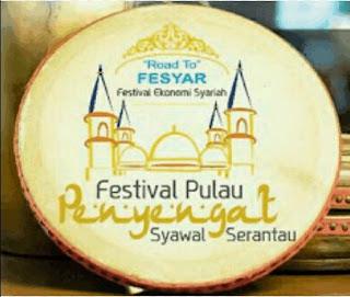 Festival Syawal Serantau Pulau Penyengat Tanjung Pinang Kepri