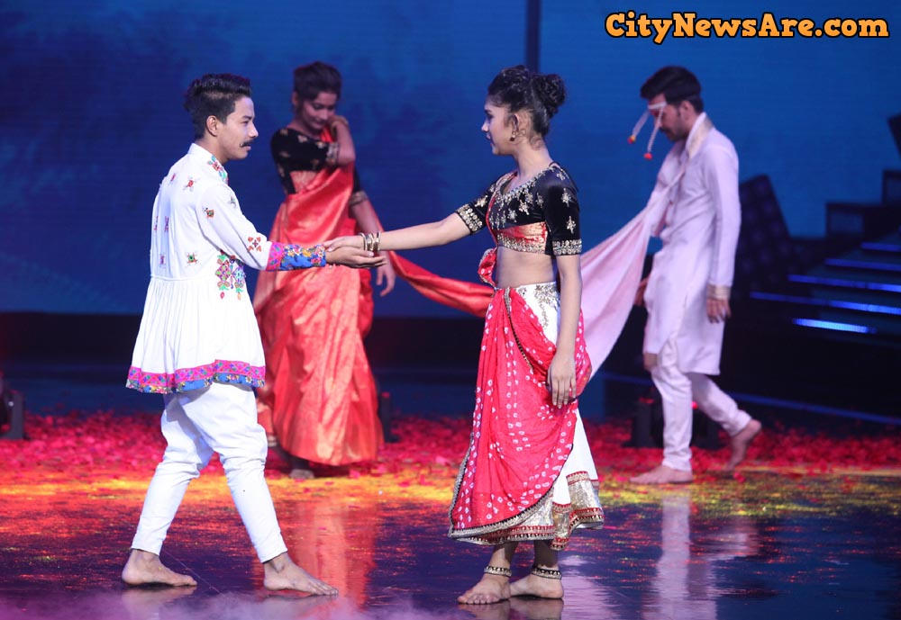 Contestants of Dance Plus 4 recreating DeepVeer's love story