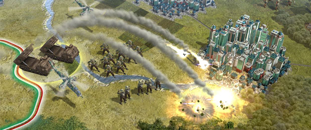 Civilization V vs Civilization IV