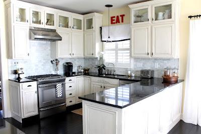 Interior Kitchen Set Untuk Dapur Minimalis Modern