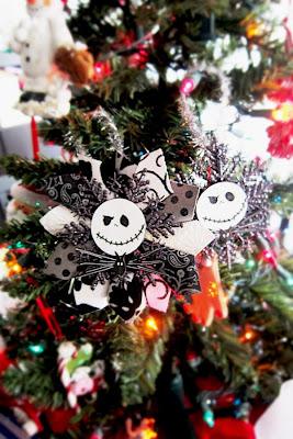 Jubilee Crafts: Nightmare Before Christmas Disney Paper ...