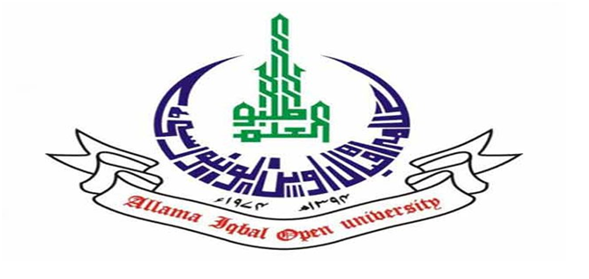 Allama Iqbal Open University (AIOU) Admissions 2018