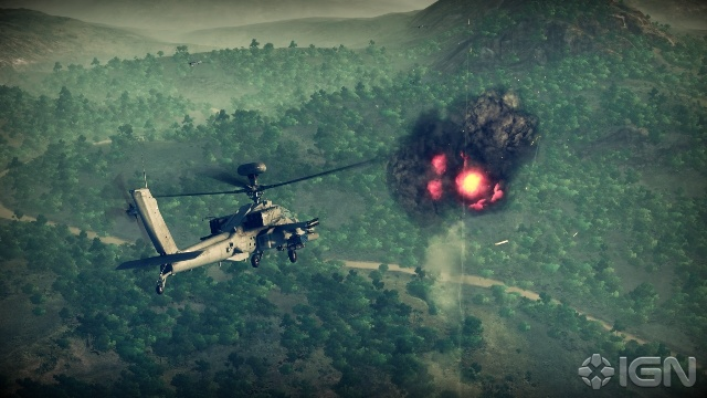 Apache Air Assault (PC Game)