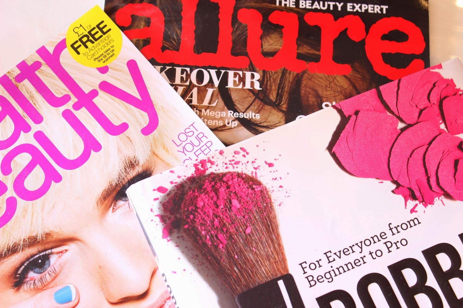 Steal, Spend & Save: Beauty Reads