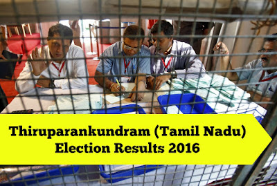 Thiruparankundram Election Results 2016