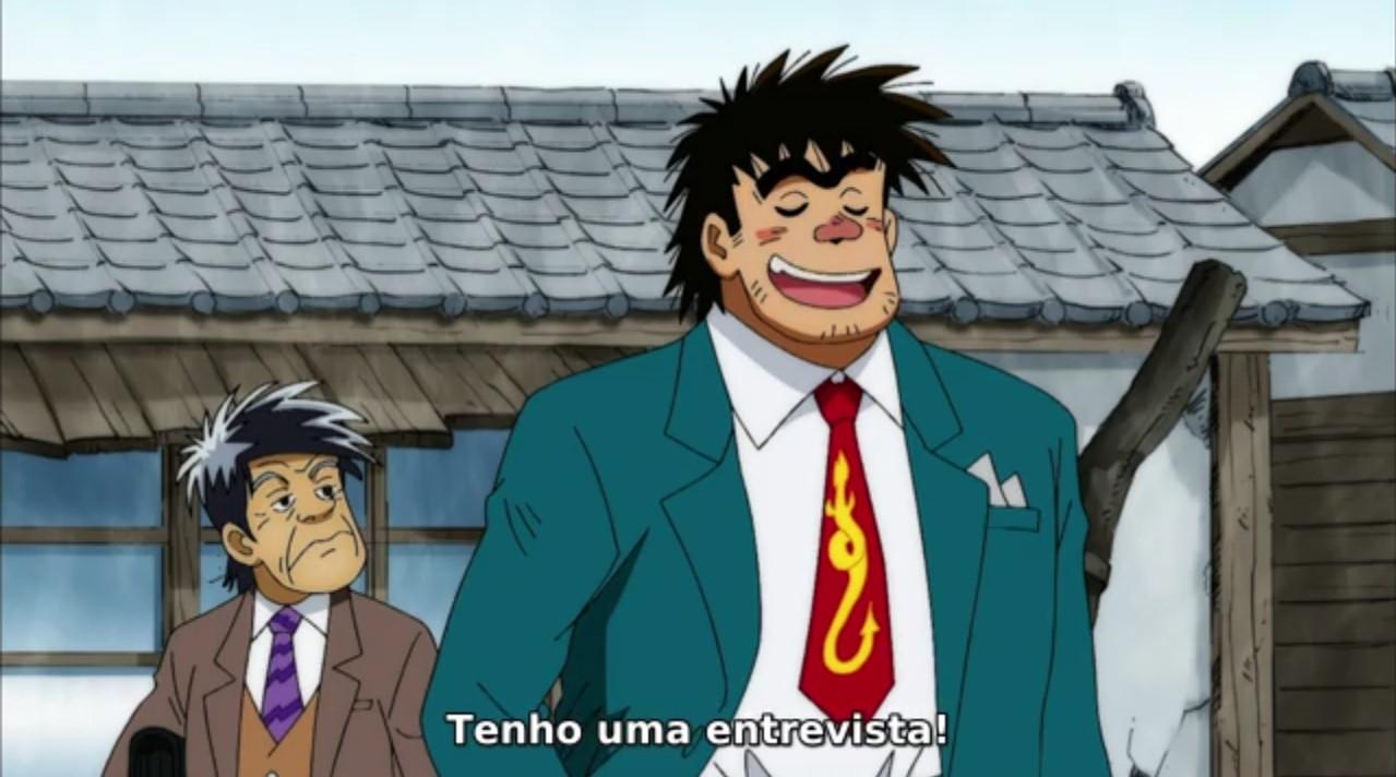 Abarenbou Kishi!! Matsutarou: Episódio 02 – Adeus , Colégio