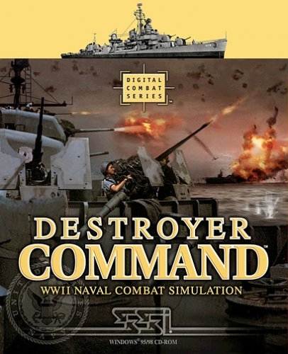 Estrategas De Sillon Destroyer Command Simulacion Naval Y