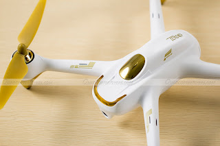Hubsan H501S GPS FPV Quadcopter Close Up