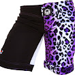 Body combat shorts for women