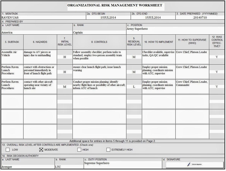 Orm Usmc Pft Worksheet