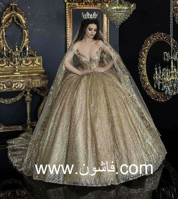 b6658c45c9aee بالصور أغلى فستان زفاف في العالم