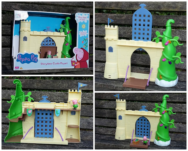 Once Upon a Time with Peppa Pig Story Time Castle Playset