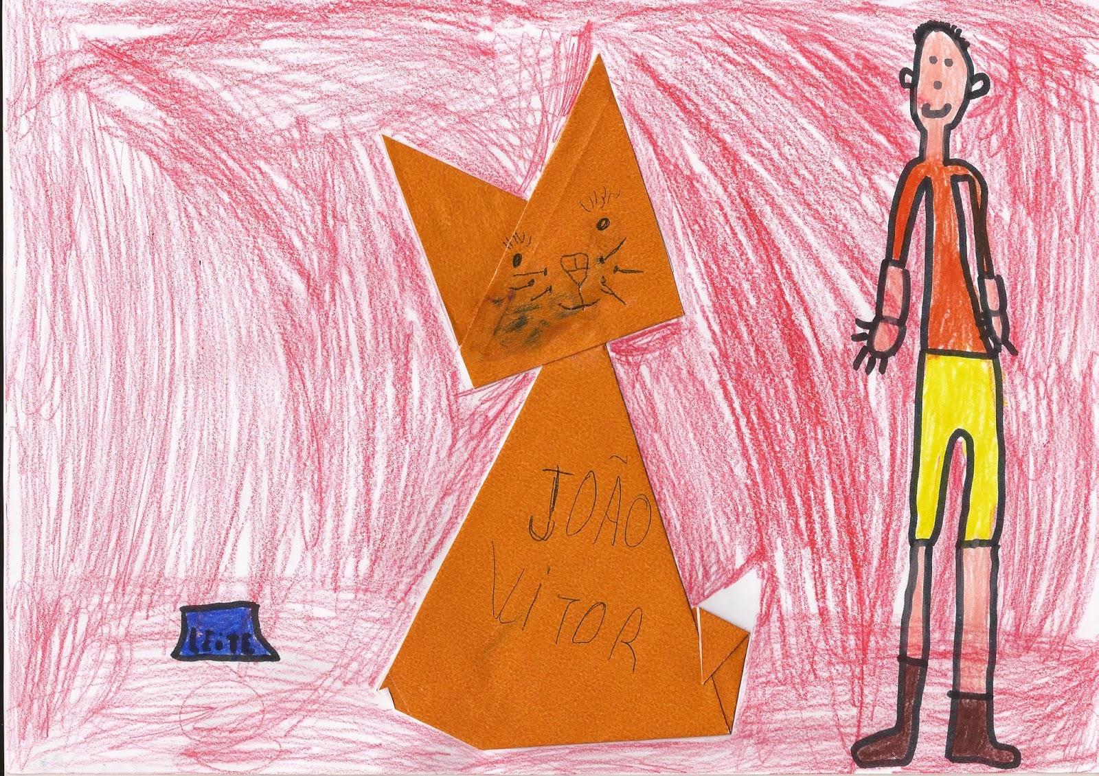 Fabuloso Escola Municipal Humberto de Souza Mello: Poesia e Origami WT44