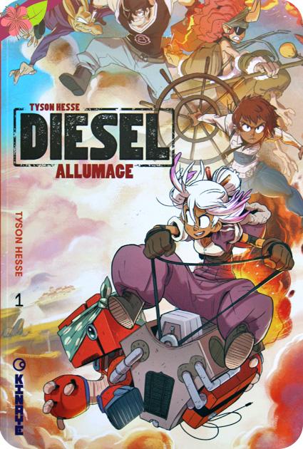 Diesel - Allumage de Tyson Hesse - Kinaye