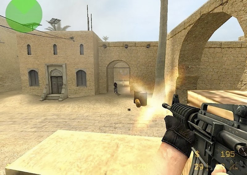 скачать Counter-Strike 1.6 Fnatic Edition [RUS], кс 1.6, кс 16 | 568x800