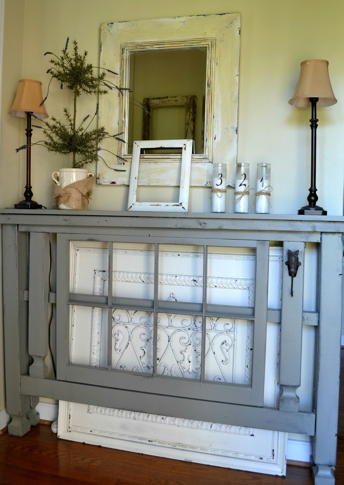 Foyer Light Over Table : Down to earth style foyer storage for shoes bags and keys