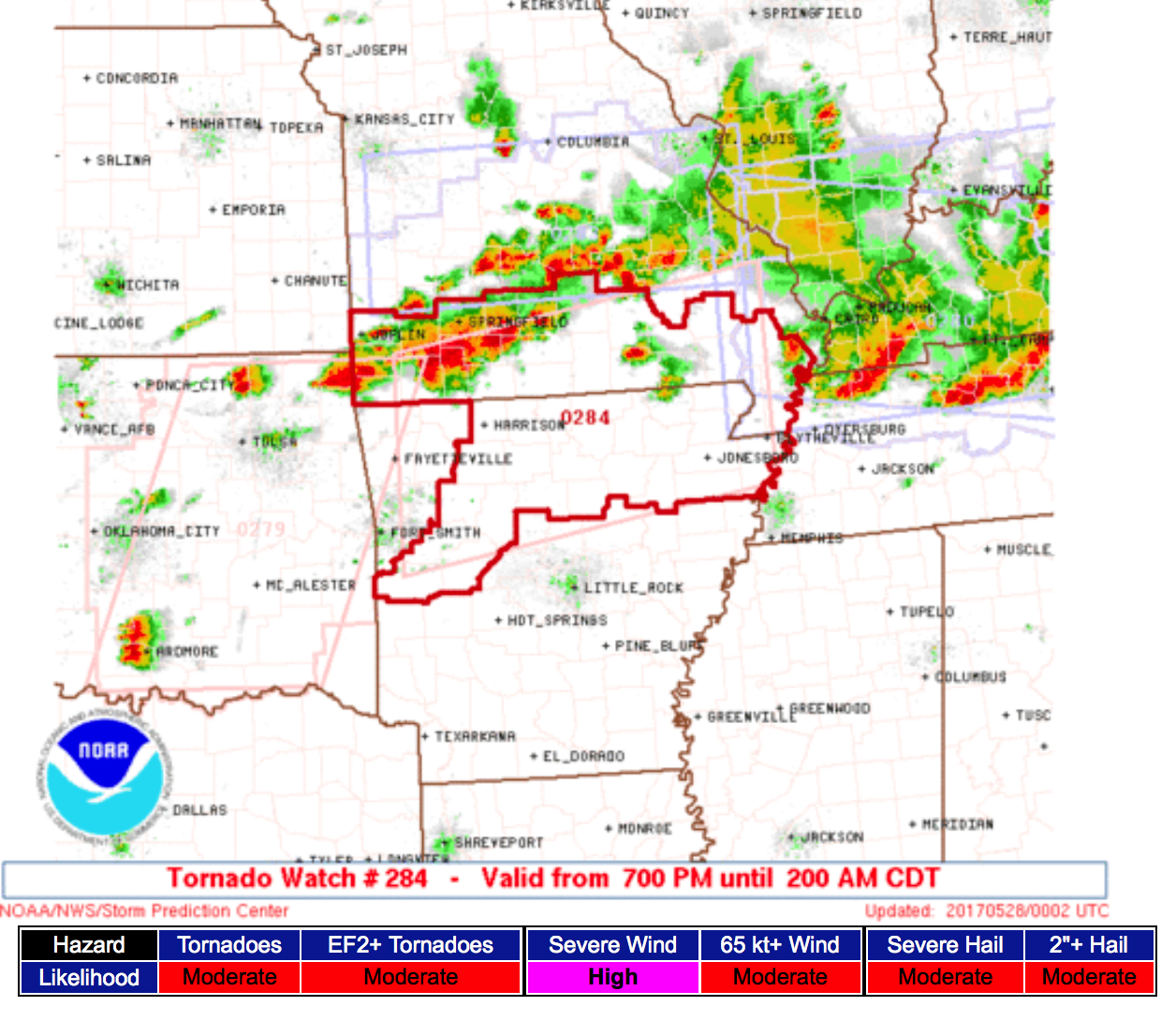 Mike smith enterprises blog new tornado watch until 2am the threat for violent weather in the ozarks plains and midwest is not going to end soon unfortunately publicscrutiny Gallery
