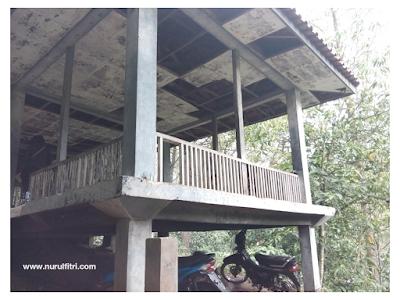 Wisata Curug (air terjun) Ciomas Maribaya - Bandung
