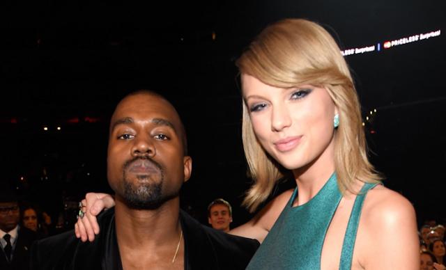 Kanye West démonte encore Taylor Swift pour les Grammy Awards!
