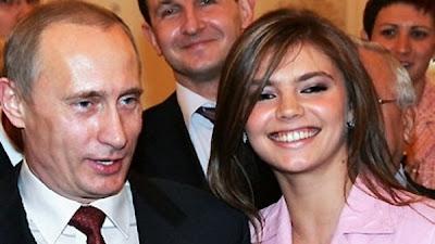 صور - ألينا كاباييفا ... الفاتنة التي هزت عرش فلاديمير بوتين