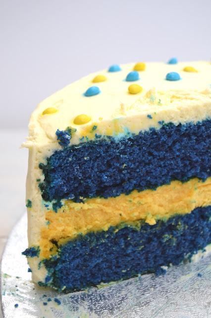 eurovision cake 2016