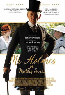 Mr. Holmes ve Müthiş Sırrı 2015