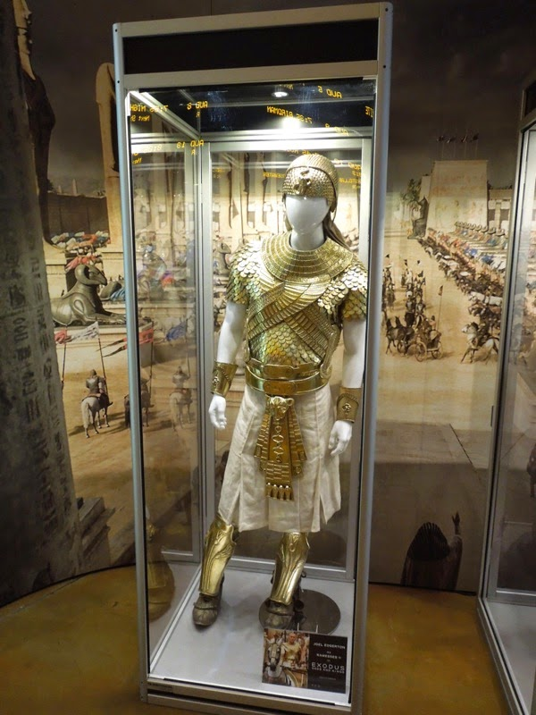Exodus Gods Kings Egyptian Pharaoh Ramesses costume
