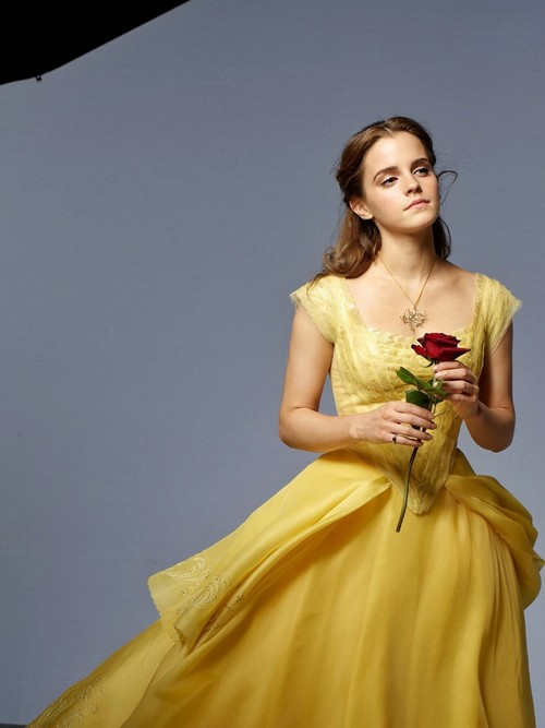 Emma Watson Updates New Photos Of Emma Watson For Beauty And The