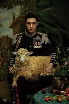 pencipta lagu dan juga anggota dari boy grup dari SM Entertainment Profil Zhang Yi Xing (Lay)