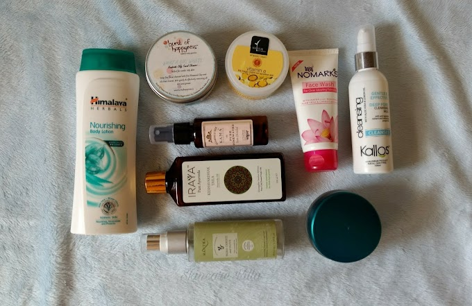 Skincare and Haircare Empties #5